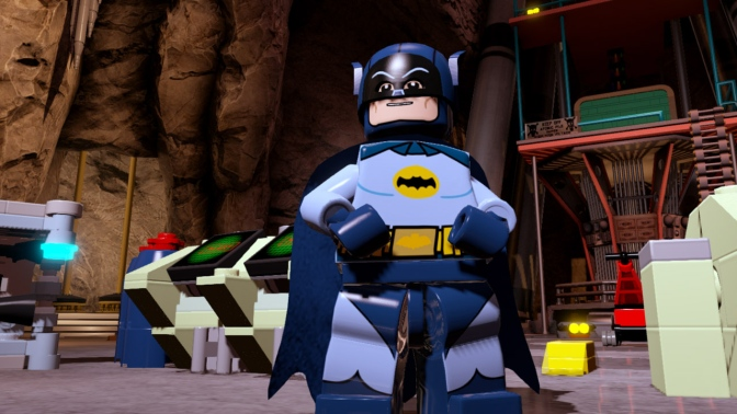 LEGO Batman 3: Beyond Gotham – The Many Costumes of The Dark Knight