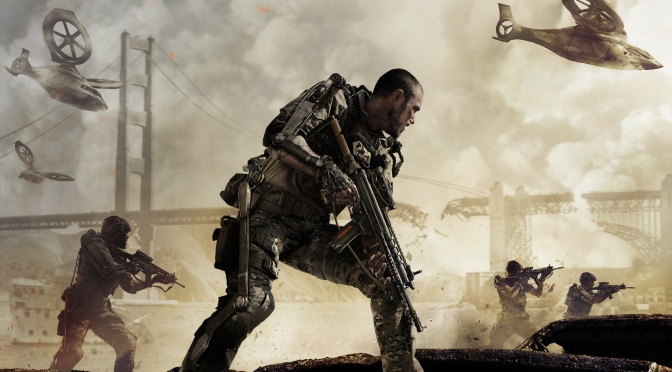 Call of Duty: Advanced Warfare Review – The Future of War is Awesome