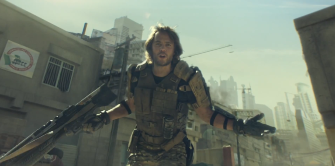 Call of Duty: Advanced Warfare Gets The Hollywood Trailer Treatment