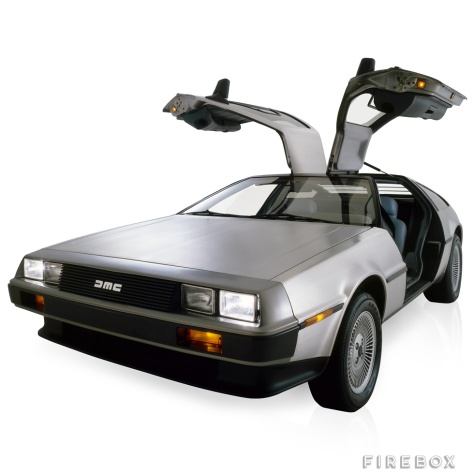 ELECTRIC DELOREAN DMCEV - $109, 615