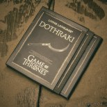 DOTHRAKI: A CONVERSATIONAL LANGUAGE - $26.69