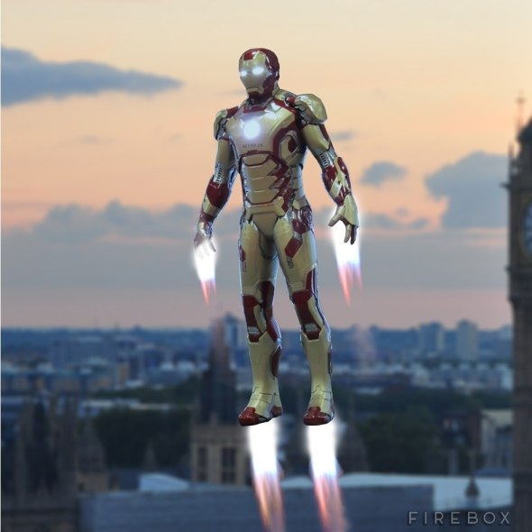 IRON MAN SUIT - $391, 481
