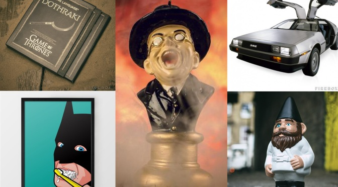 Firebox: Great Pop Culture Gift Ideas