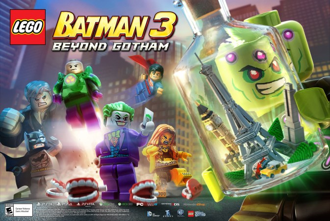 LEGO Batman 3: Beyond Gotham Review: Another Solid Dose of DC's Finest