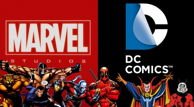 Comic Book Cinema: A Look At What's Next For Marvel and DC (2015-2016)