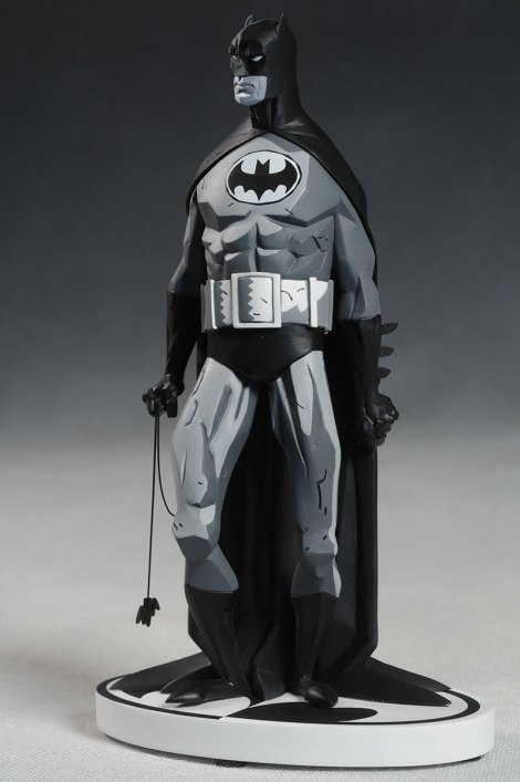 marvel dc collectibles 2015 batman bw 3