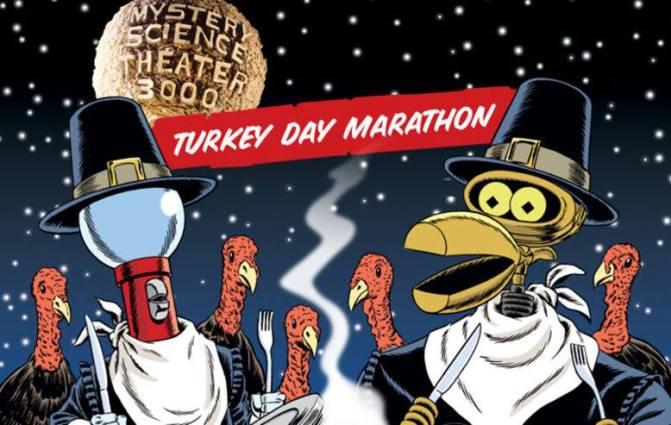 The Mystery Science Theater 3000 Turkey Day Marathon Returns