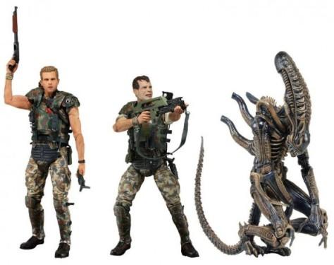 NECA aliens line series 1