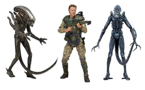 NECA aliens line series 2