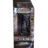 NECA aliens line series 3 alien queen box art 1