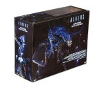NECA aliens line series 3 alien queen box art 2