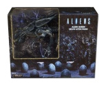 NECA aliens line series 3 alien queen box art 3