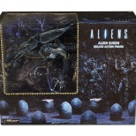 NECA aliens line series 3 alien queen box art 3