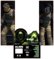 NECA aliens line series 3 package art 3