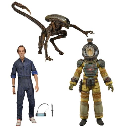 NECA aliens line series 3