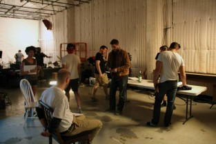 night of the creature behind the scenes 1
