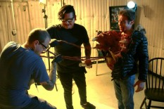 night of the creature behind the scenes 2