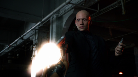 Anthony Carrigan as Victor Zsasz