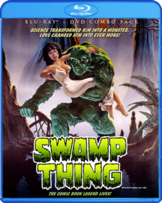 shout factory collection swamp thing