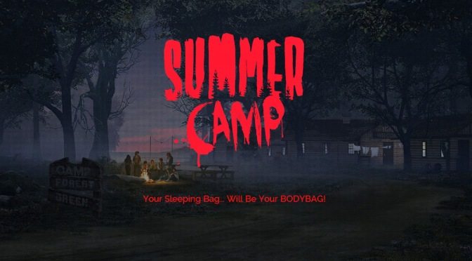 Summer Camp: An Upcoming Video Game Ode to Slasher Flicks