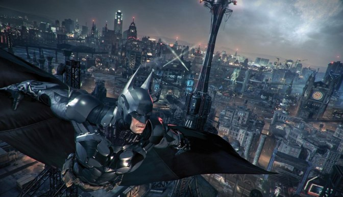 Batman Returns in Arkham Knight Trailer – Ace Chemicals Infiltration Gameplay