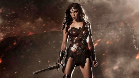 Images: Gal Gadot as the latest incarnation of Wonder Woman ( Flikr)