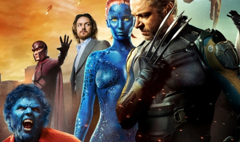 X-Men Days of Future Past Returning Cast