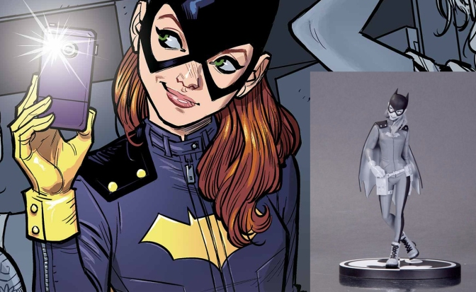 Marvel And DC Collectibles Geared Up For 2015! Batgirl, Groot, and the Secret Wars!
