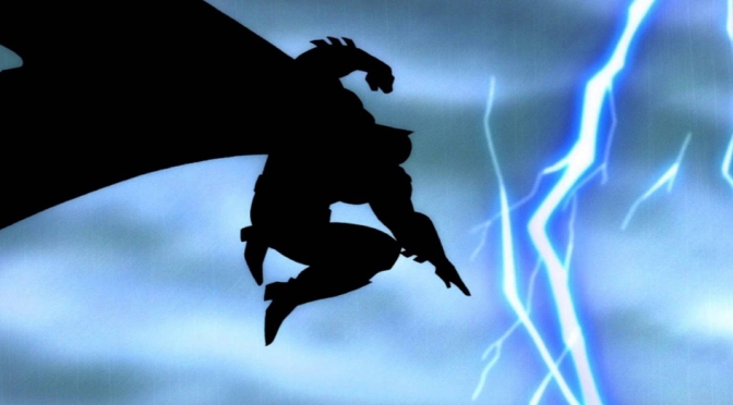 Frank Miller and Scott Snyder Discussing a New Dark Knight Sequel
