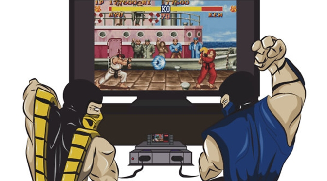 Grizzly Bomb T-Shirt Roundup: Video Game Mashups