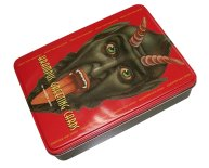 horror xmas products amazon krampus cards