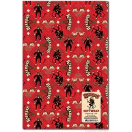 horror xmas products amazon krampus christmas wrapping