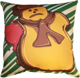 horror xmas products horror decor christams pillow 2