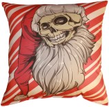 horror xmas products horror decor christams pillow 4