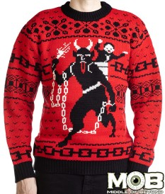 horror xmas products jumpers mob 5