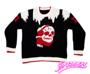 horror xmas products jumpers shredders 1