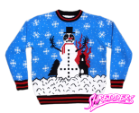horror xmas products jumpers shredders 2