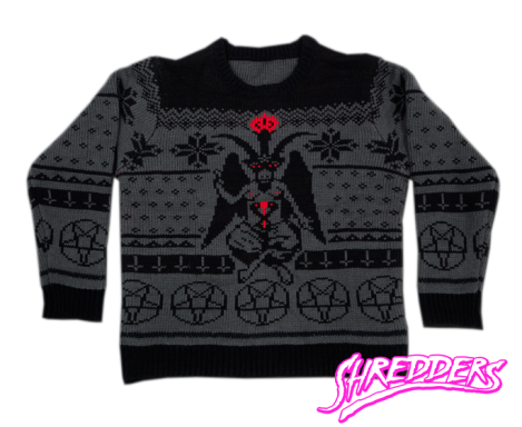 horror xmas products jumpers shredders 4