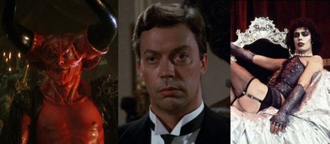 Iconic Tim Curry Roles