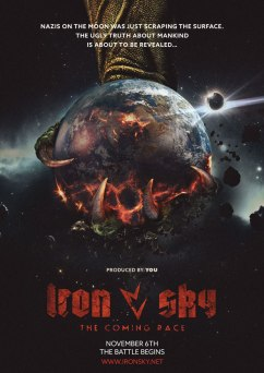 iron sky sequel poster