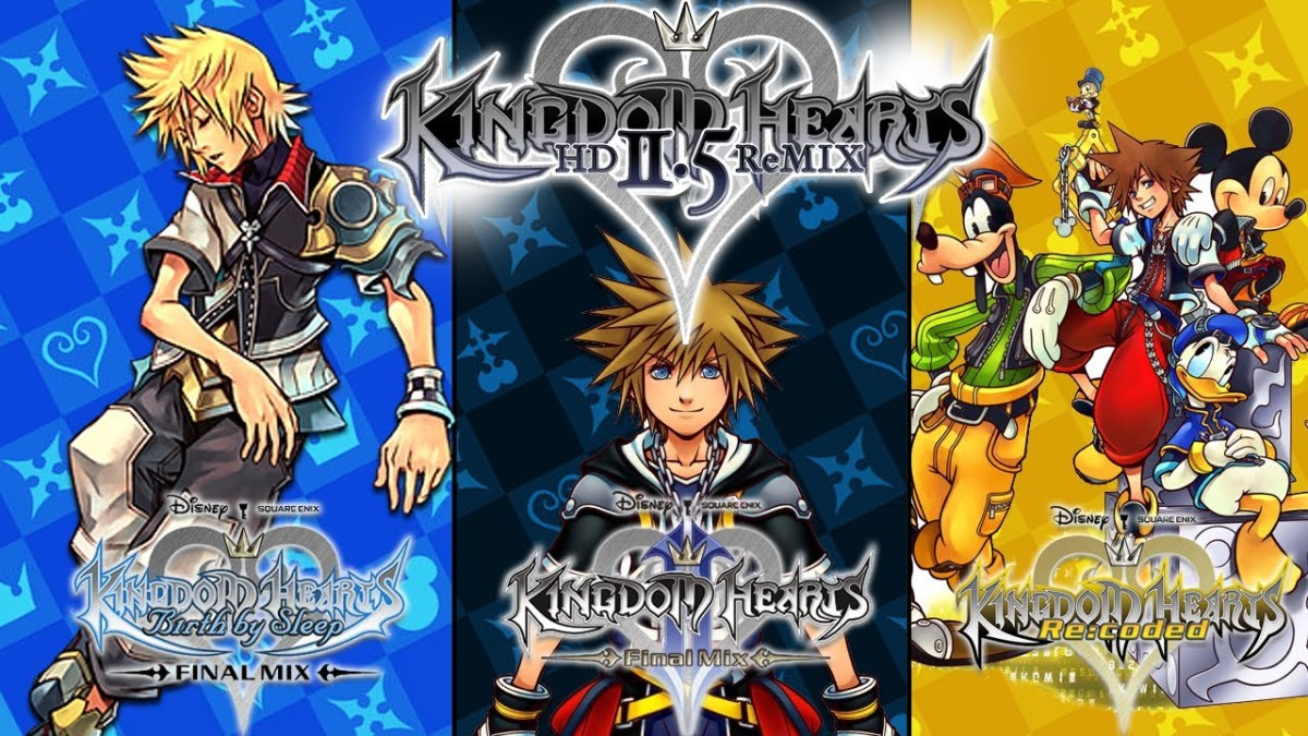 Kingdom Hearts HD 2.5 Remix: A Updated Reminder of Kingdom Hearts' Greatness