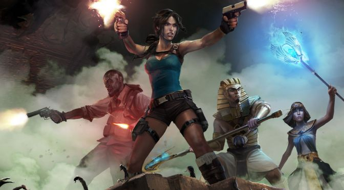 Lara Croft and the Temple of Osiris Review: More of The Same Co-Op Raiding