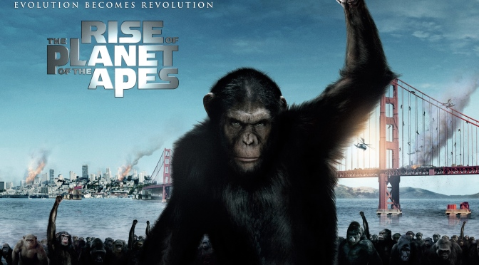 Grizzly Review: Rise of the Planet of the Apes