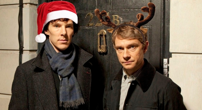All We Want For Christmas Is A Sherlock Special!