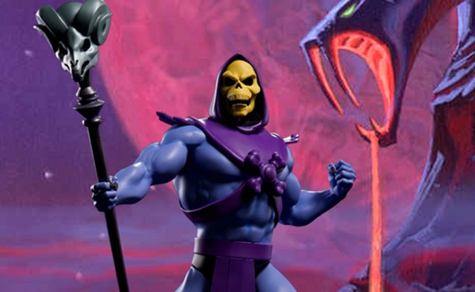 Pop Culture Shock: New Skeletor Release Looks Awesome, Plus Ceaser, Dredd, and E. Honda