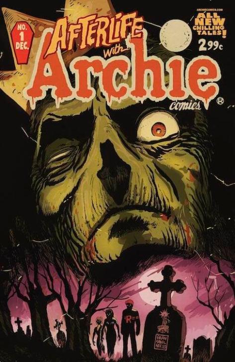 archie team ups afterlife