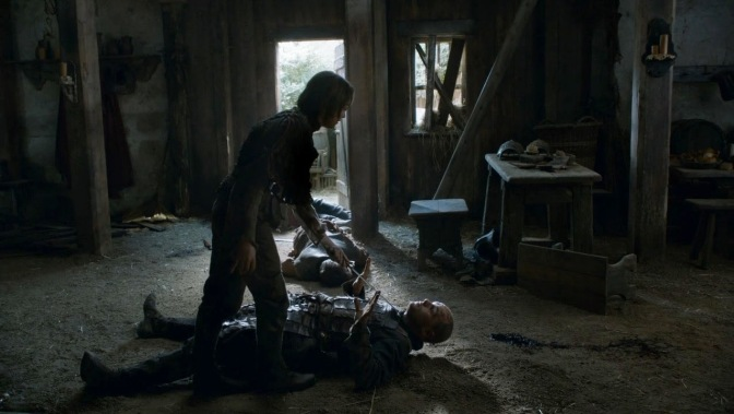 Newest Game Of Thrones Teaser Is All About Arya