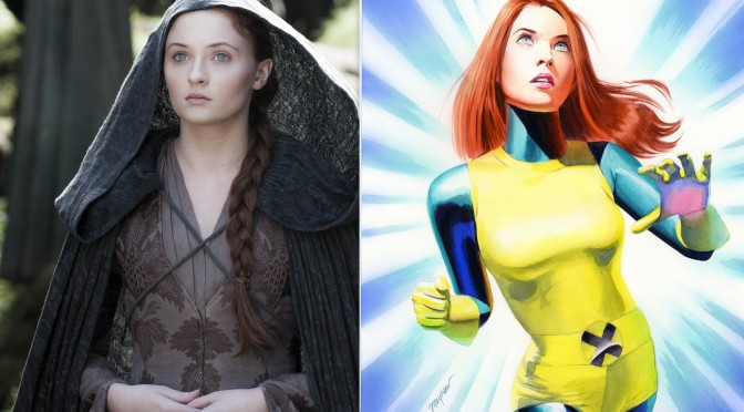 Breaking: Sophie Turner, Tye Sheridan and Alexandra Shipp announced as Jean Grey, Cyclops and Storm in X-Men Apocalypse