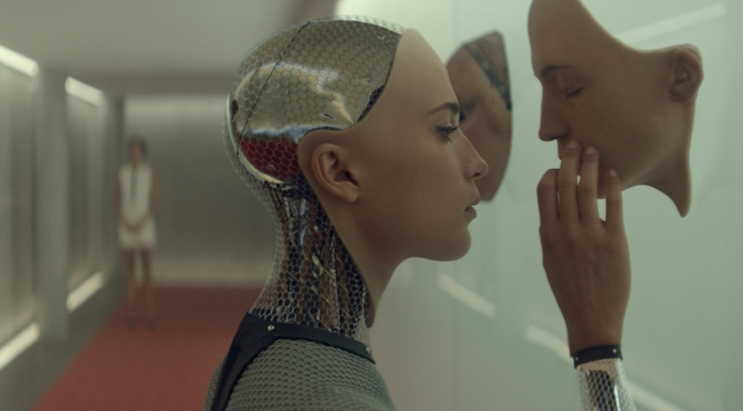 Ex Machina: Can Alex Garland Make The Best Sci-Fi Film Of 2015?
