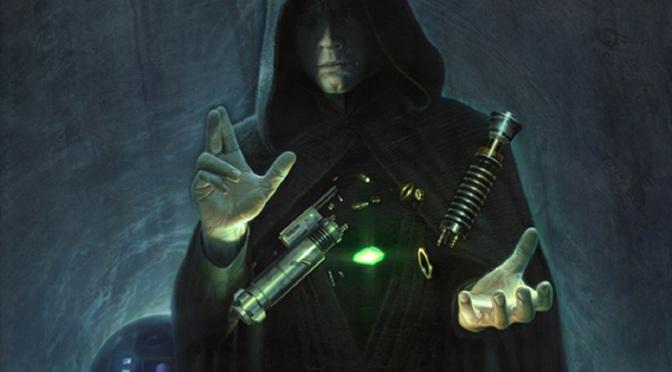 Return of the Jedi Deleted Scene: The Art Of Lightsaber Construction
